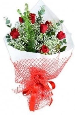7 adet gülden kız arkadaşıma çiçek  Adana çiçek yolla çiçekçi telefonları
