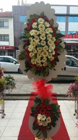 Çift katlı düğün açılış çiçeği  Adana çiçek yolla çiçek satışı