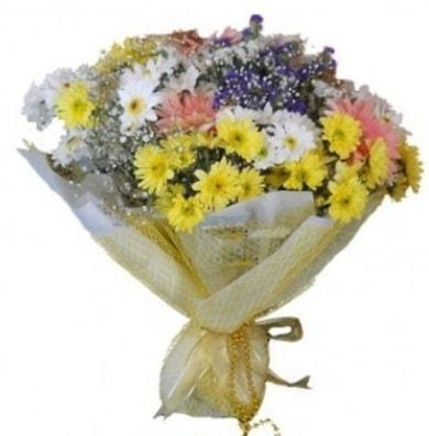 Karışık mevsim çiçeği  Adana çiçek yolla çiçek satışı