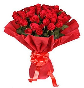 41 adet gülden görsel buket  Adana çiçek yolla çiçek satışı