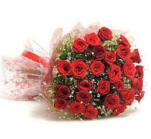 27 Adet kırmızı gül buketi  Adana çiçek gönder ucuz çiçek gönder
