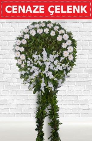Cenaze Çelenk cenaze çiçeği  Adana çiçek yolla çiçek satışı