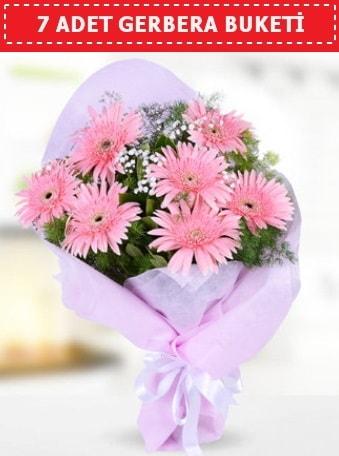 Pembe Gerbera Buketi  Adana çiçek gönder çiçek , çiçekçi , çiçekçilik