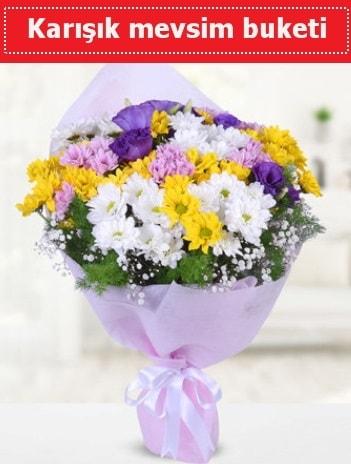 Karışık Kır Çiçeği Buketi  Adana çiçek siparişi güvenli kaliteli hızlı çiçek