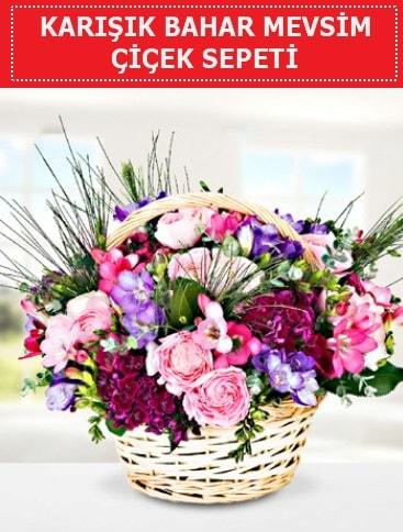 Karışık mevsim bahar çiçekleri  Adana çiçek gönder ucuz çiçek gönder