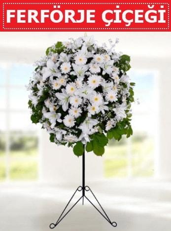 Ferförje aranjman çiçeği  Adana çiçek gönder ucuz çiçek gönder
