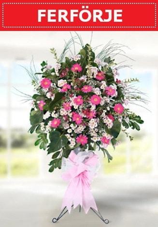 Ferförje düğün nikah açılış çiçeği  Adana çiçek yolla çiçek yolla