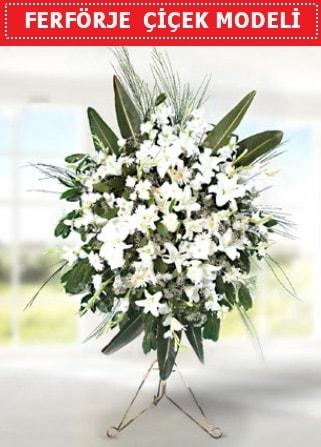 Ferförje çiçek modeli  Adana çiçek gönder ucuz çiçek gönder