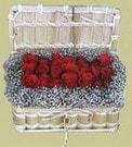 Adana çiçek siparişi cicekciler , cicek siparisi  Sandikta 11 adet güller - sevdiklerinize en ideal seçim