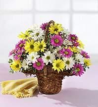 Adana çiçek siparişi çiçekçiler  Mevsim çiçekleri sepeti